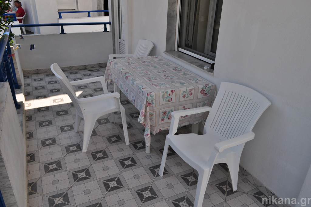 meandros villa potos thassos 4 bed duplex apt ground floor #3  (13)