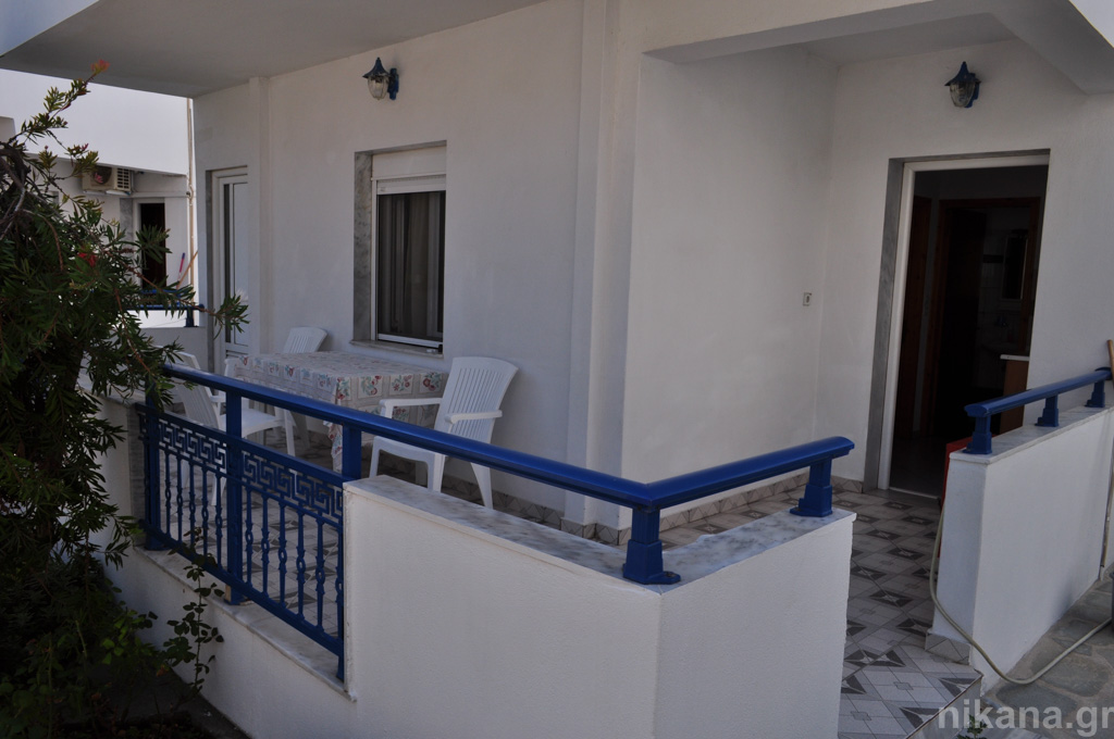 meandros villa potos thassos 4 bed duplex apt ground floor #3  (14)