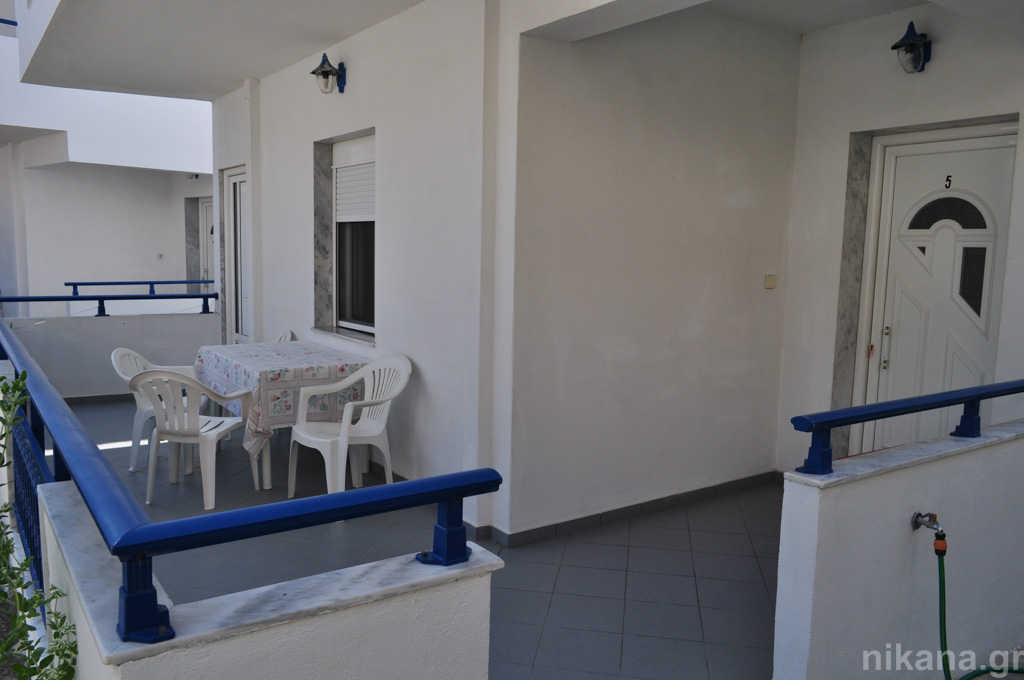 meandros villa potos thassos 4 bed duplex apt ground floor #5  (18)