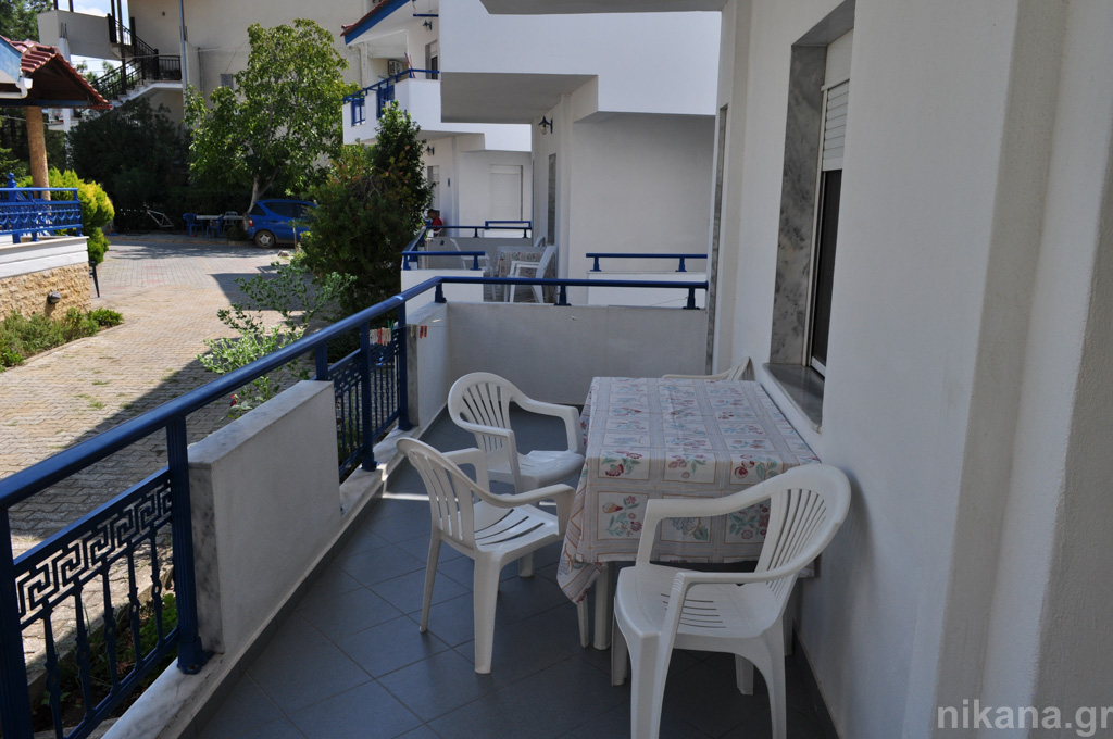 meandros villa potos thassos 4 bed duplex apt ground floor #5  (19)