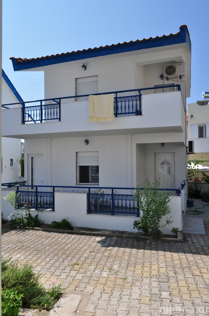 meandros villa potos thassos 4 bed duplex apt ground floor #5  (2)