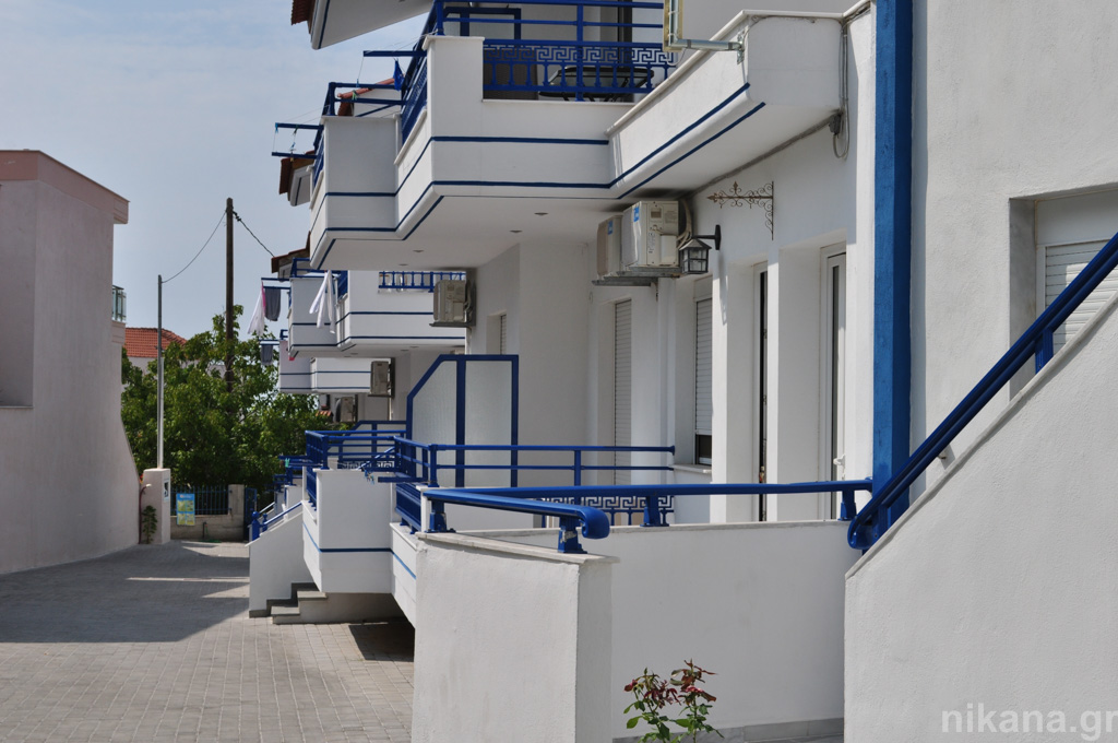 meandros villa potos thassos 6 bed duplex apt high ground floor  (21)