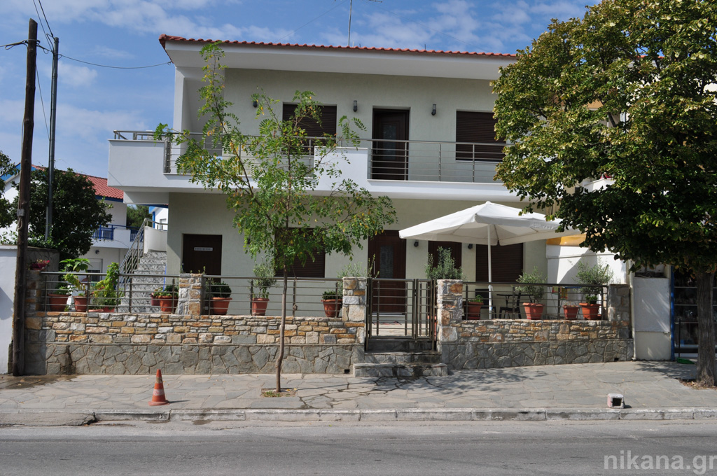 meandros villa potos thassos new building  (1)
