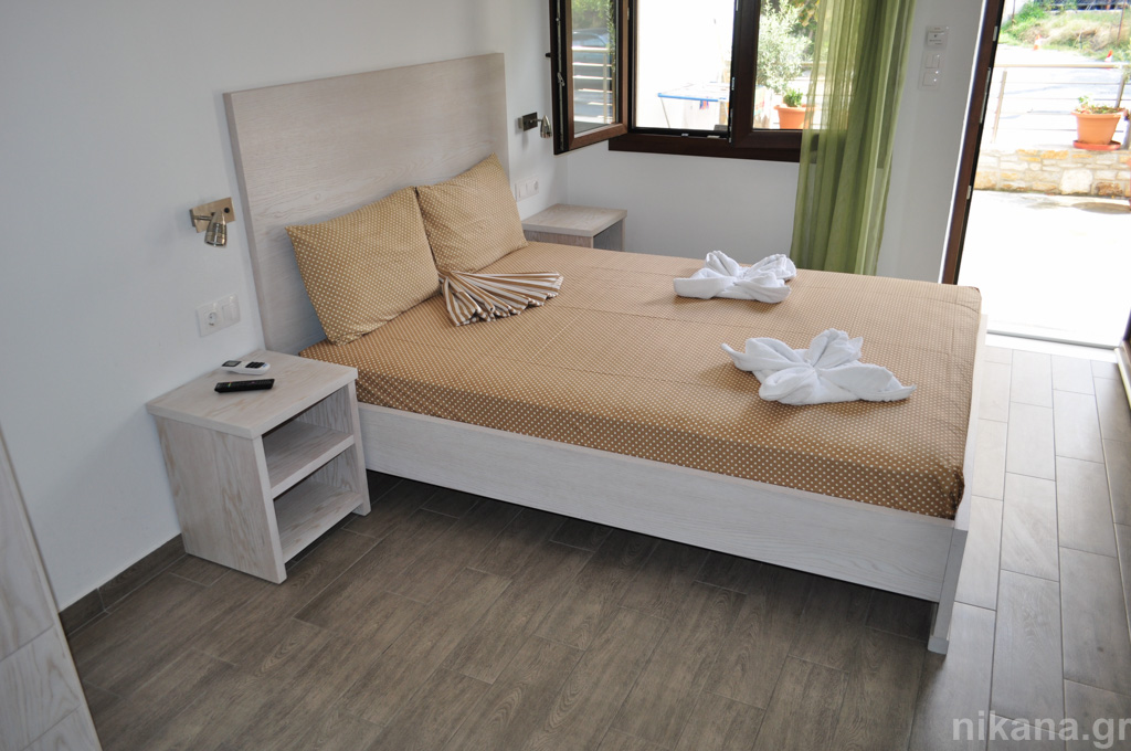 meandros villa potos thassos new building 2 bed std ground floor  (11)