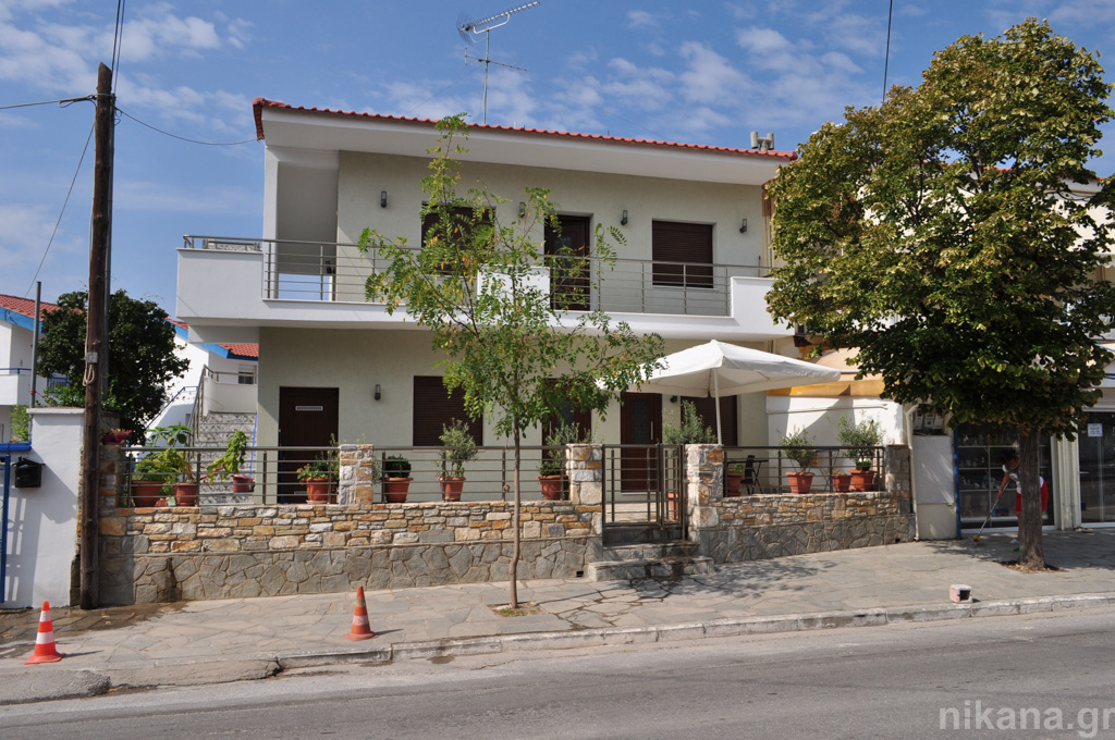 meandros villa potos thassos new building  (2)