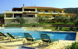 Moonbeam Hotel Pefkari Thassos 30