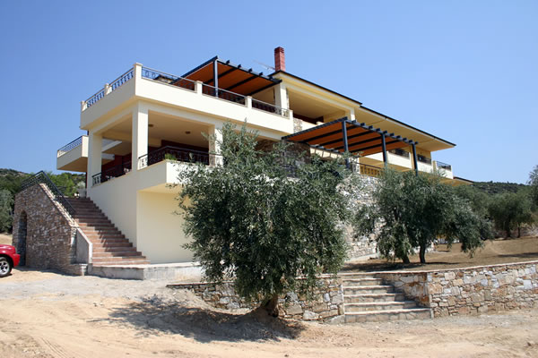 Moonbeam Hotel Pefkari Thassos 26
