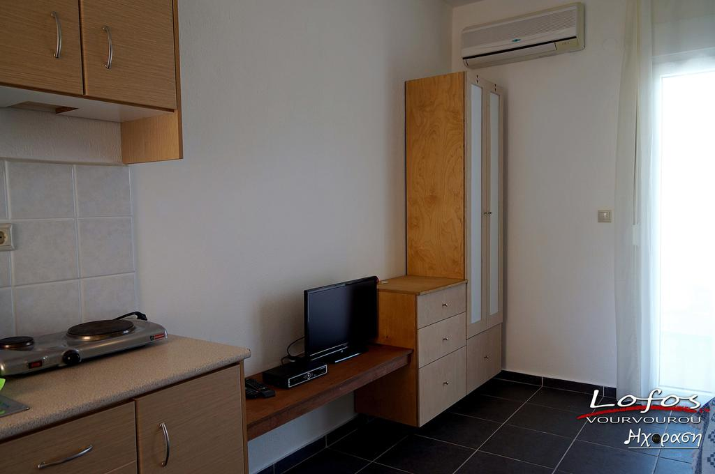 lofos vourvourou sithonia 2 bed studio 6