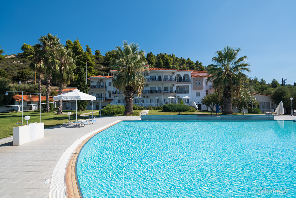 Lily Ann Beach Hotel Halkidiki