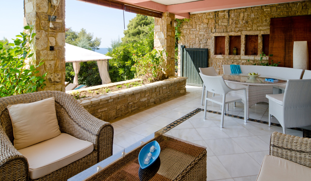 maria elena luxury villas elia beach sithonia elena 10
