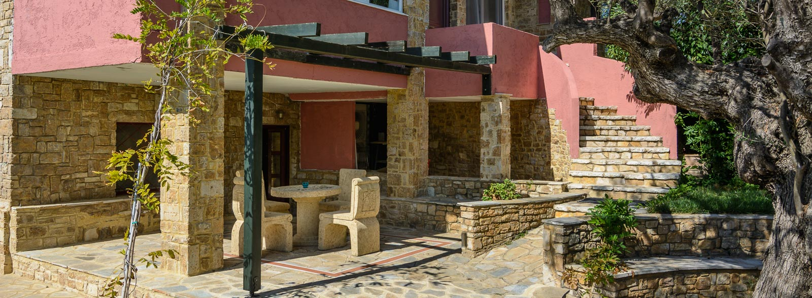 maria elena luxury villas elia beach sithonia elena 2