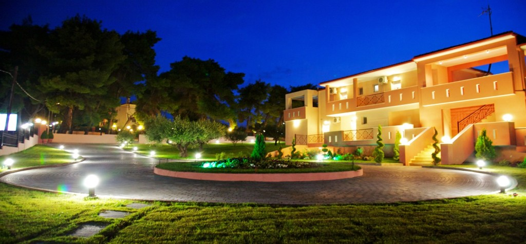 Agrili Apartments Resort Elia Beach Sithonia Accommodation Nikana Gr