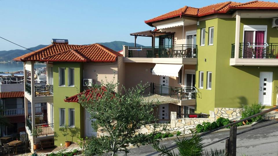 greenotel studios and apartmets sithonia 1