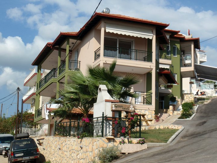 greenotel studios and apartmets sithonia 3