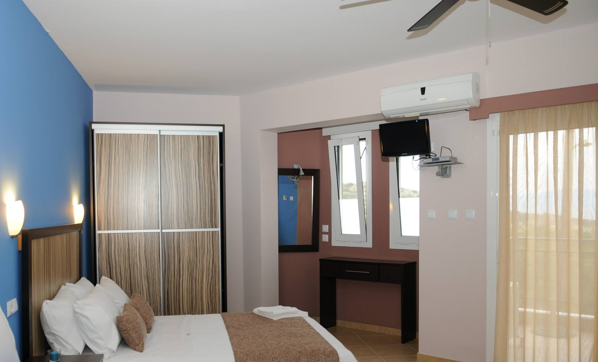 greenotel studios apartments sarti sithonia studio no. 3 (2)