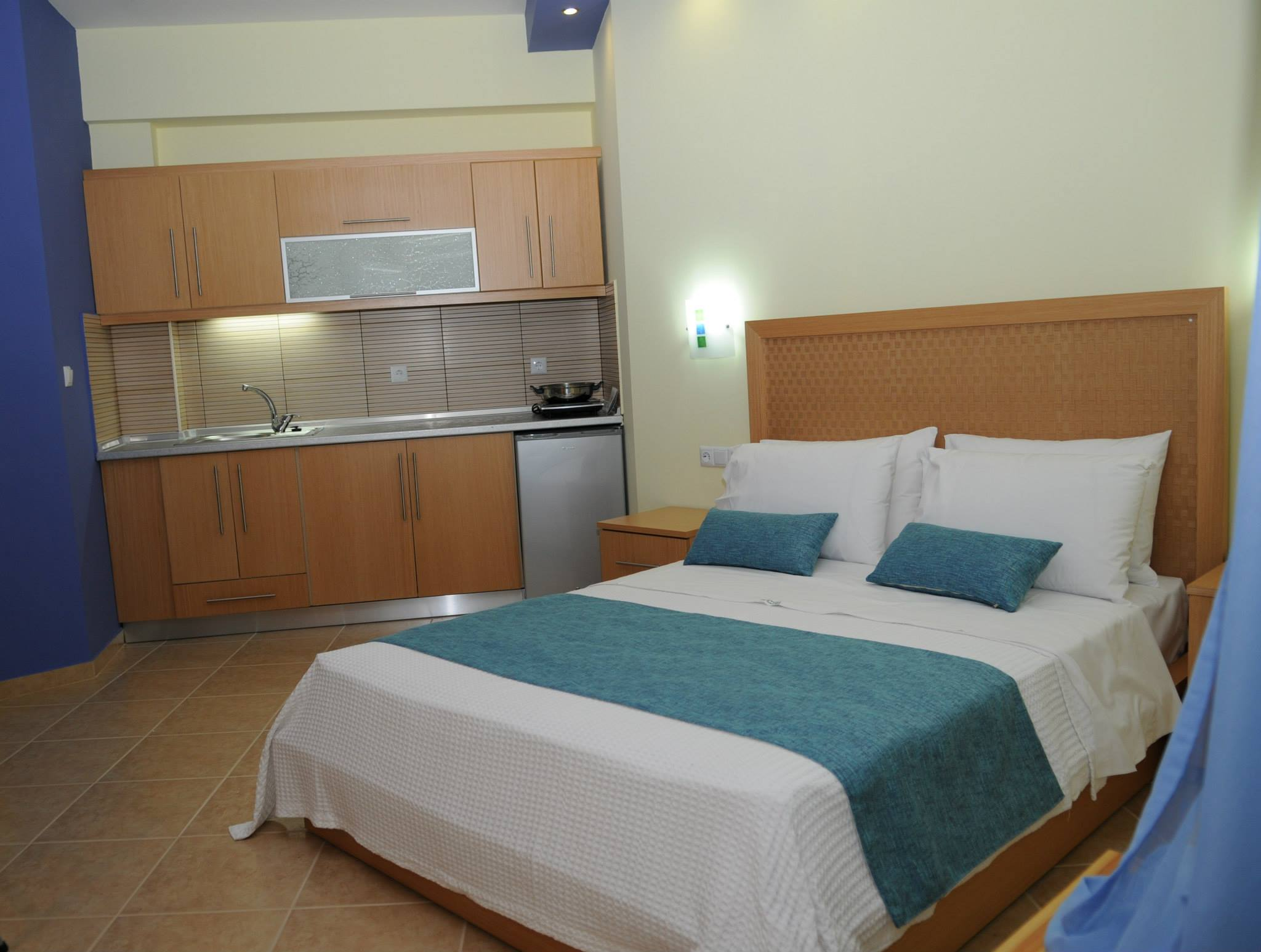 greenotel studios apartments sarti sithonia studio no. 9 and 10 (2)