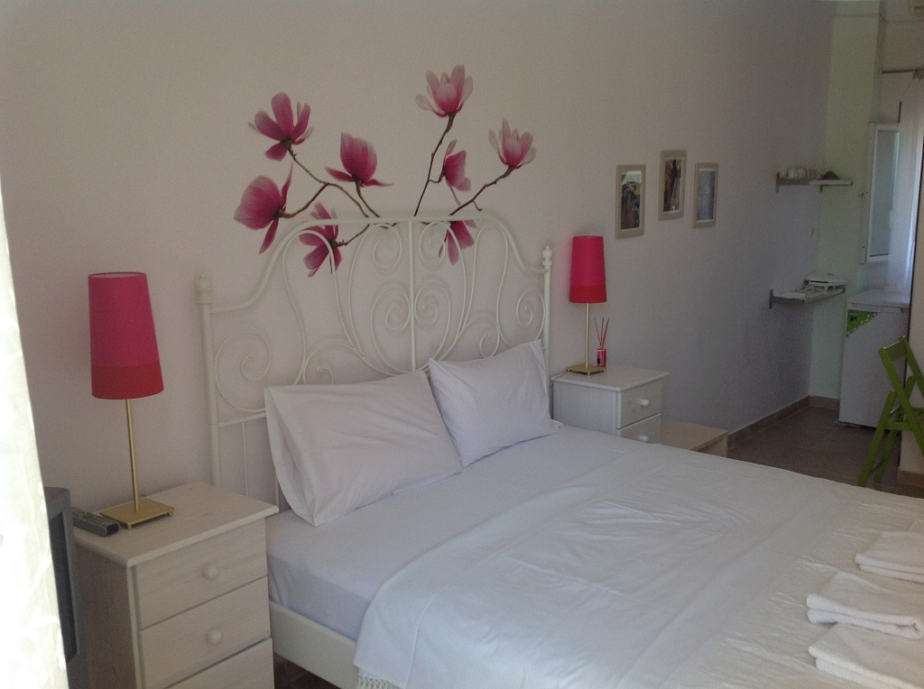 partments nikiti sithonia 2 bed room no. 4 ground floor 2