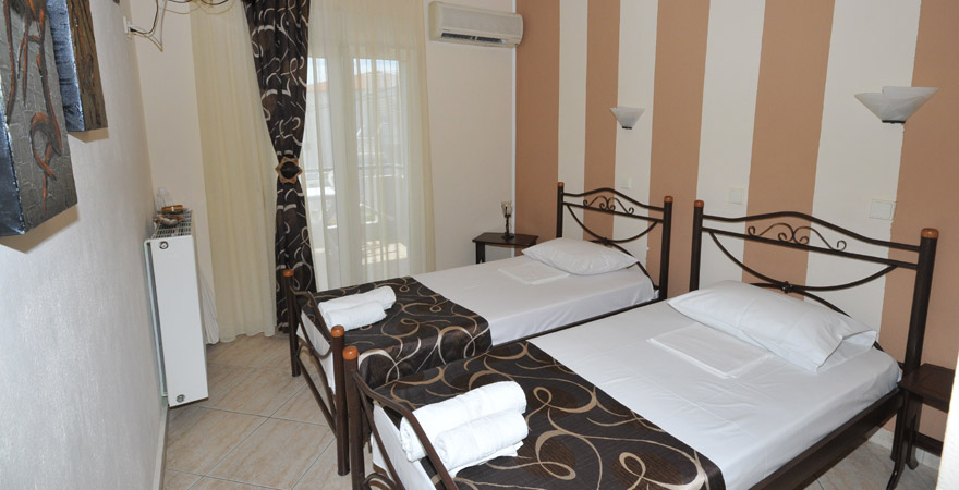 niki house sarti sithonia 2 bed studio 1