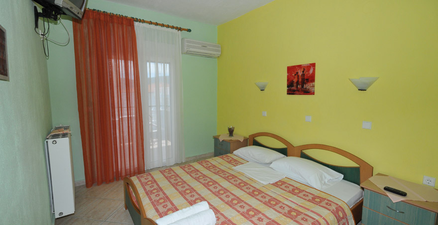 niki house sarti sithonia 2 bed studio 4