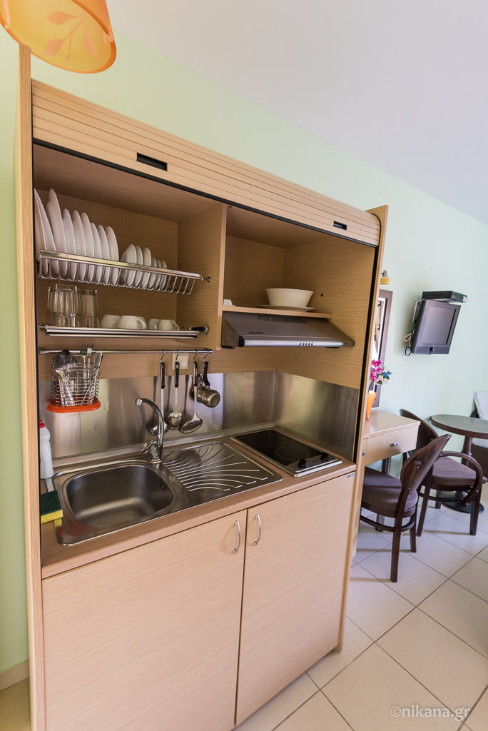 niki house sarti sithonia 2 bed studio 5