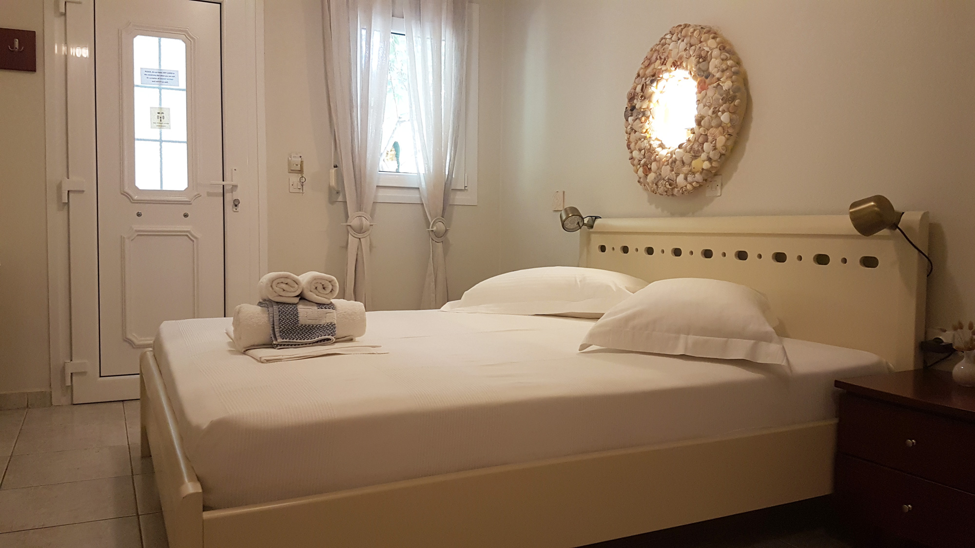 aristea studios sarti sithonia 2 bed studio sand no 4 (1)