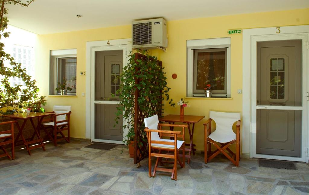 aristea studios sarti sithonia 2 bed studio starfish no 3 (5)