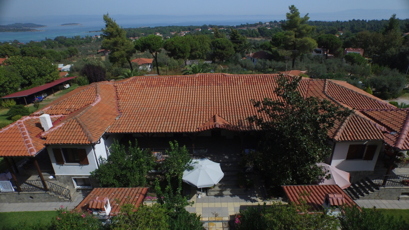 elena apartments and studios vourvourou sithonia 9