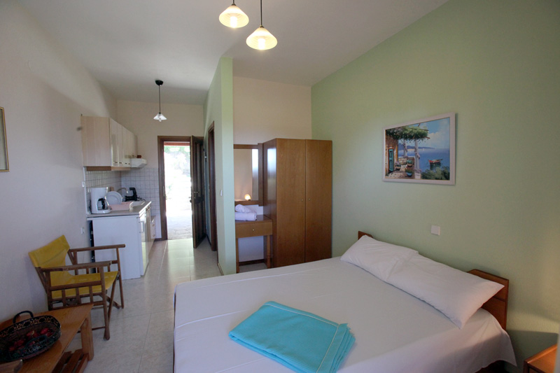 elena apartments and studios vourvourou sithonia studio 3