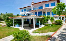 athena villas apartments akti elia sithonia 1