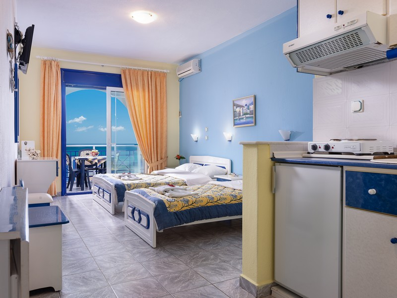 katerina house sarti sithonia halkidiki 3 bed studio first floor (6)