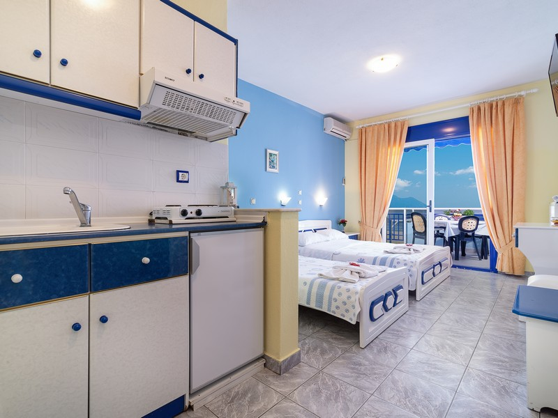katerina house sarti sithonia halkidiki 3 bed studio ground floor (14)