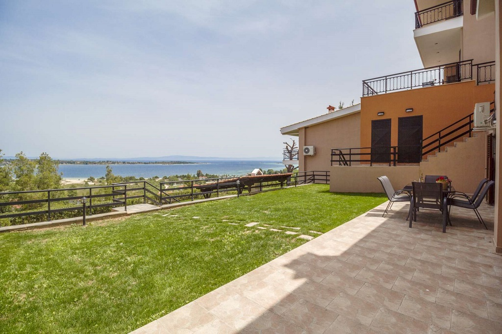 seaview villas vourvourou sithonia no. 3 mermaid 3
