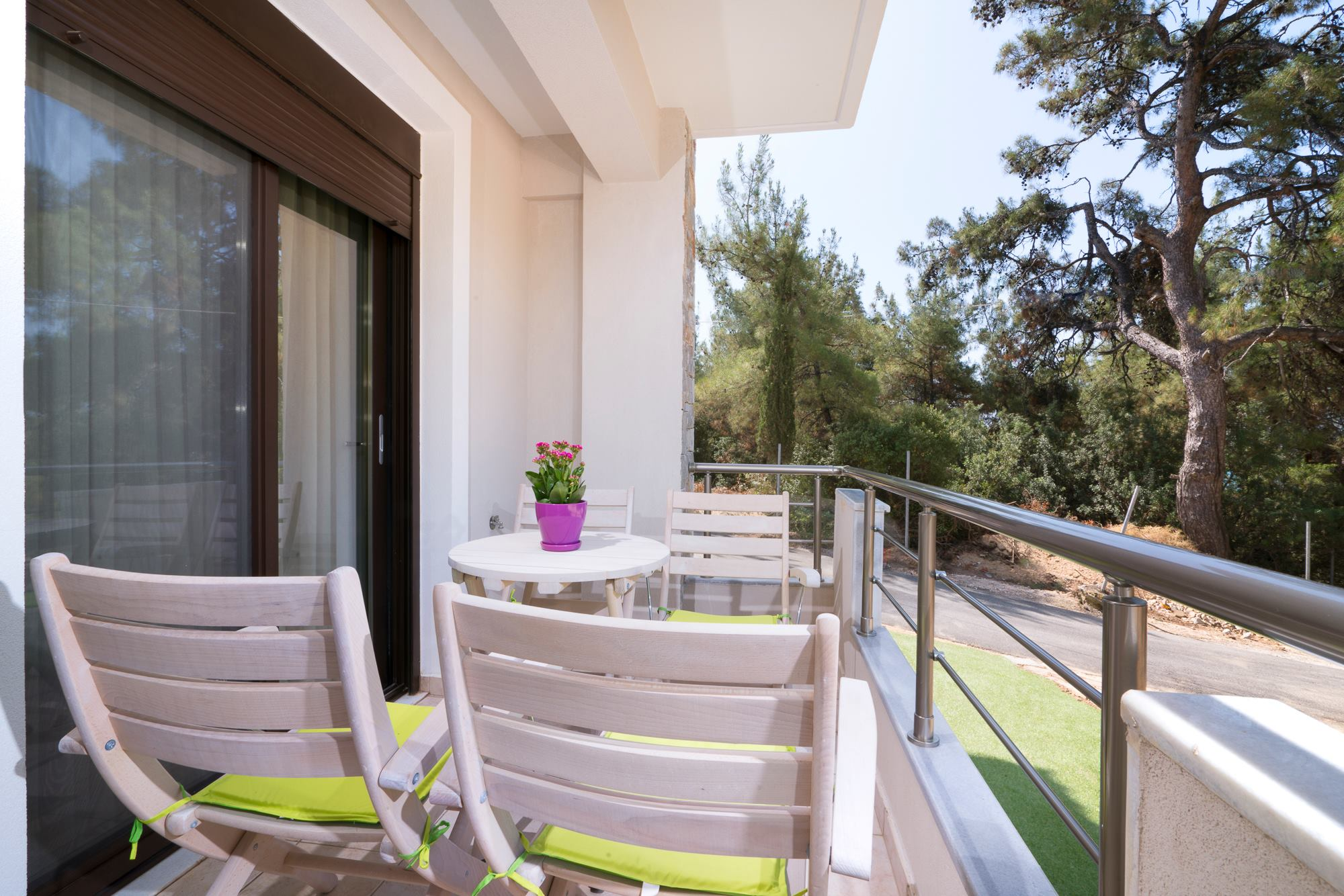 ermioni villa trypiti thassos new house blue orchid room 2