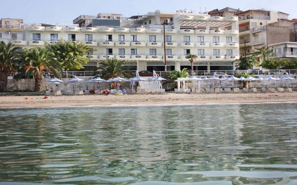 Aegean Blue Beach Hotel Nea Kallikratia Kassandra