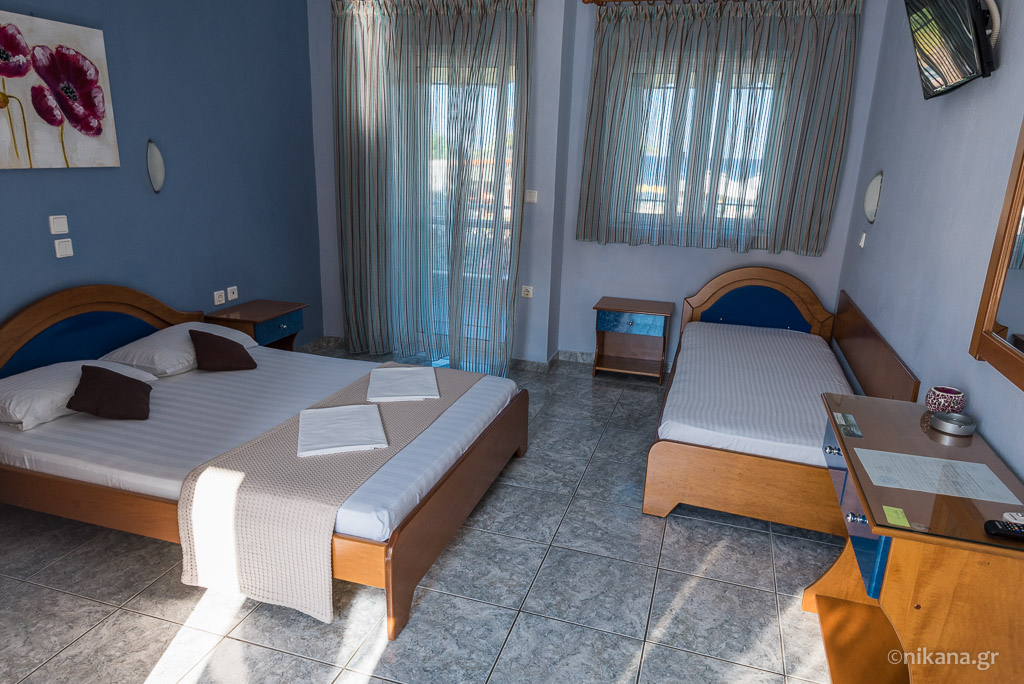 theodora house sarti sithonia 3 bed studio 1