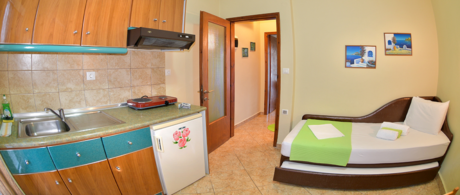 elenas apartments sarti sithonia 4 bed apartment (2+2) 2