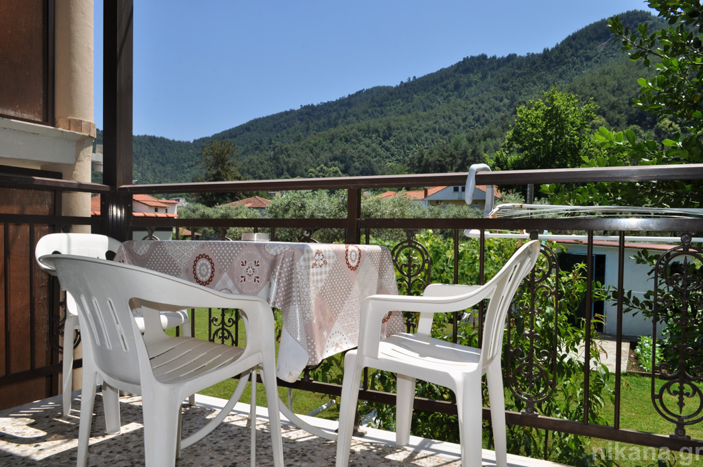 eleni studios skala potamia thassos 2+1 bed studio #4 first floor  (11)
