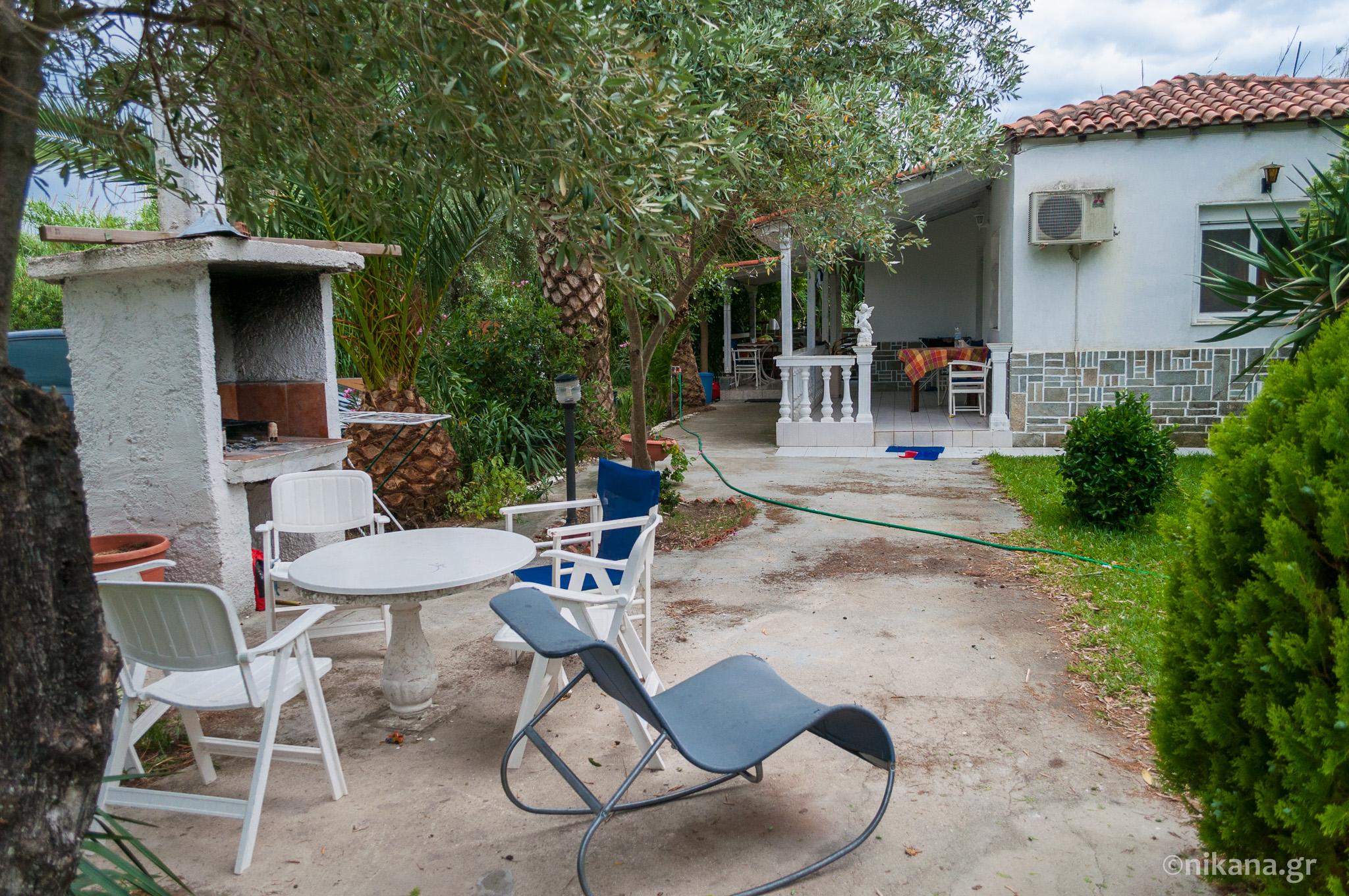 Gardens By Maria: Maria Garden House - Toroni