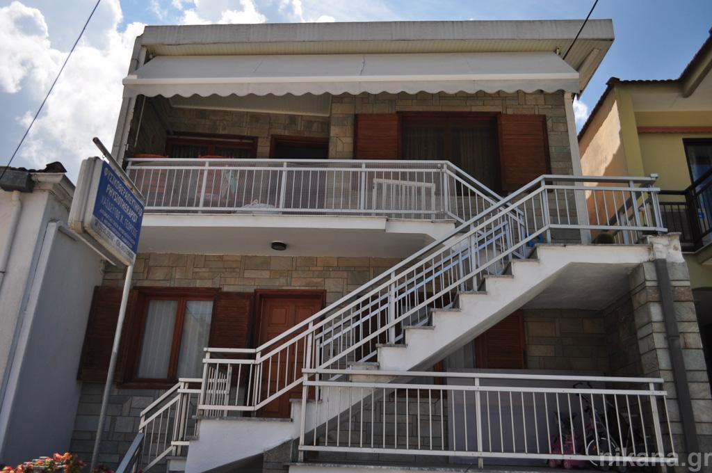 Irini Apartment Limenas Thassos Accommodation Nikanagr