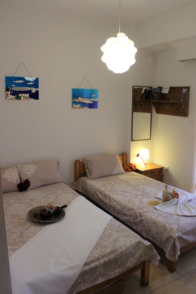 anastasia house 2 stavros thessaloniki 4 bed studio ground floor 2