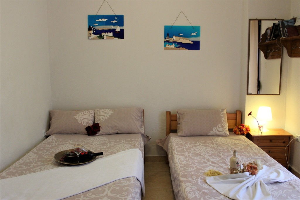 anastasia house 2 stavros thessaloniki 4 bed studio ground floor 4