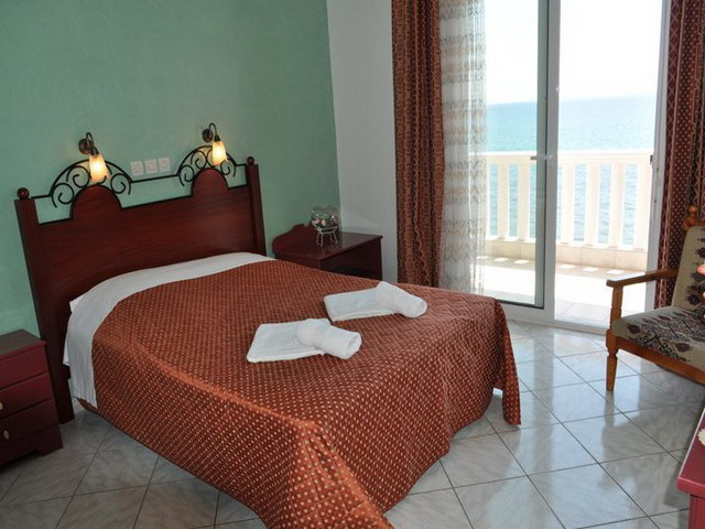 samaras beach limenaria 16 2 bed room sea view