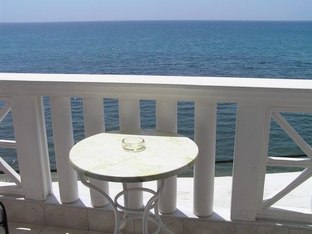 samaras beach limenaria 18 2 bed room sea view