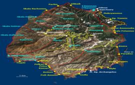 thassos map 3