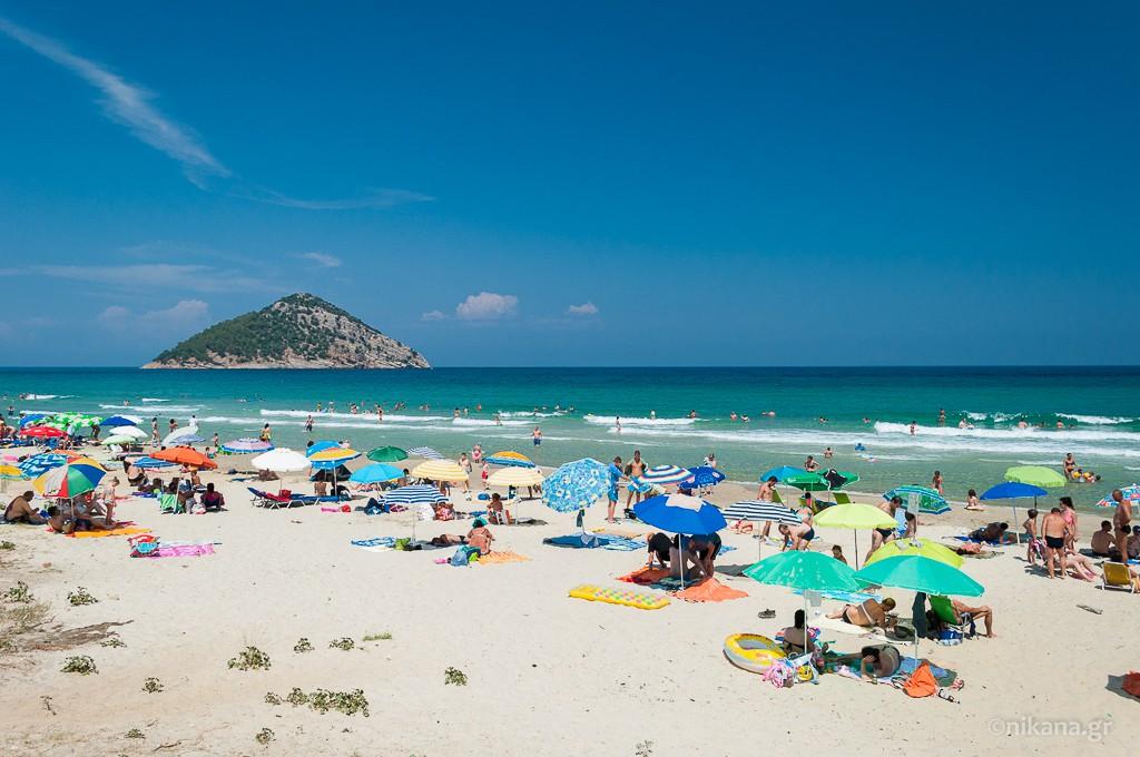 Top 10 Most Beautfiul Beaches On Thassos Thassos Tourist