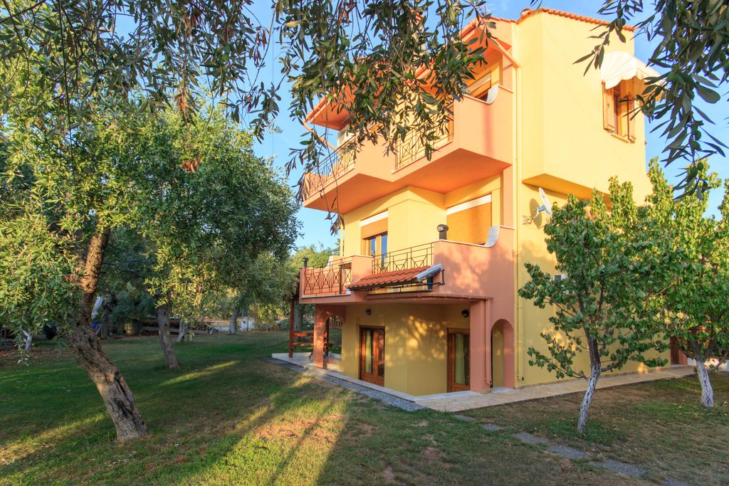 Sapfos House Pachis Thassos Accommodation Nikanagr