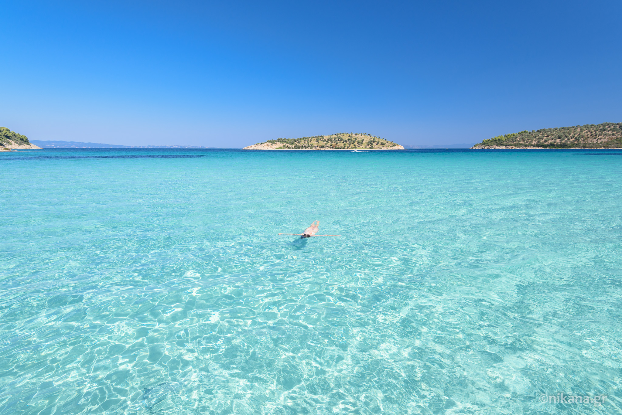 The Most Beautiful Beaches On Sithonia Sithonia Tourist Guide