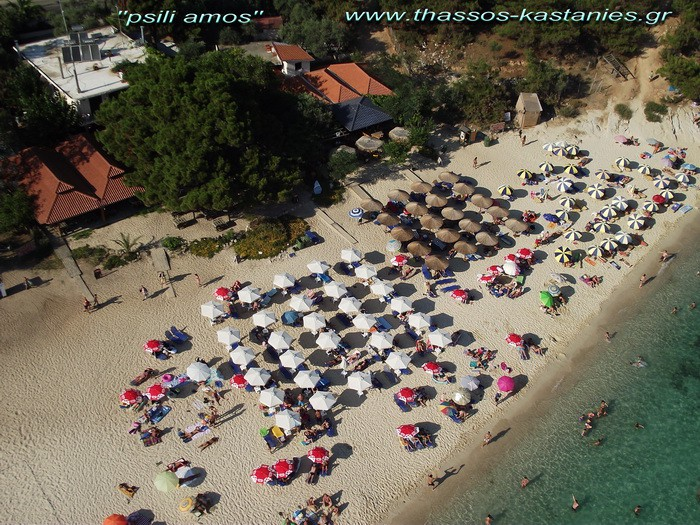 The most important places on Thasos 1