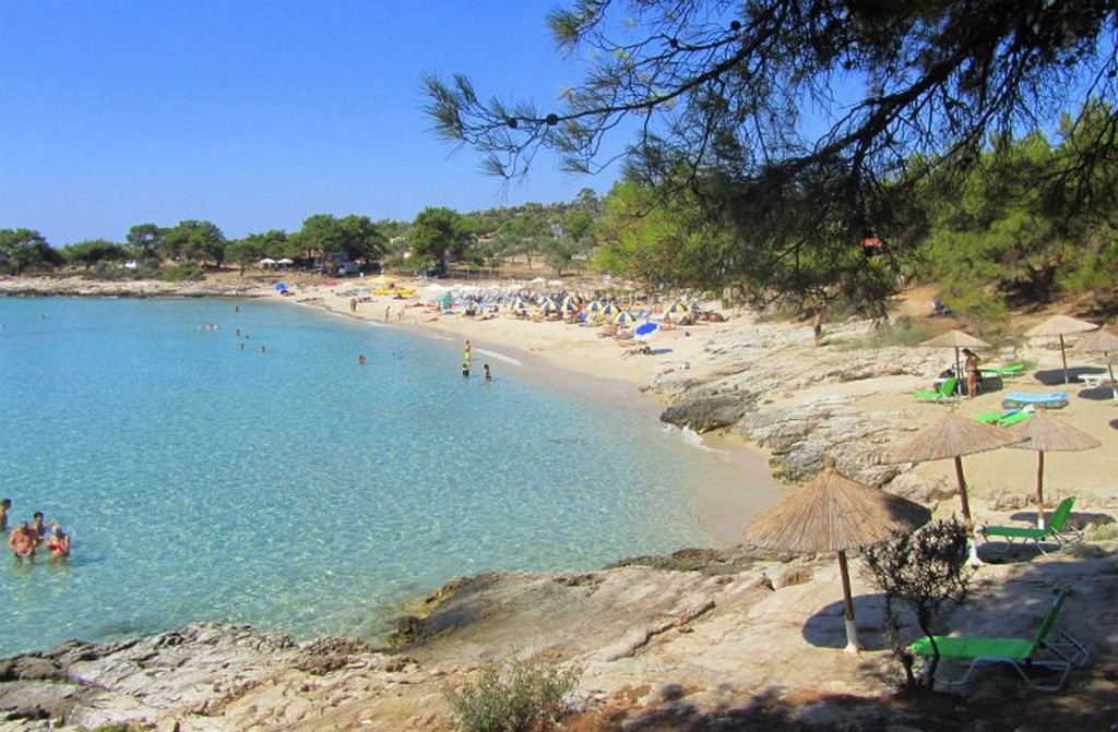 The most important places on Thasos 10