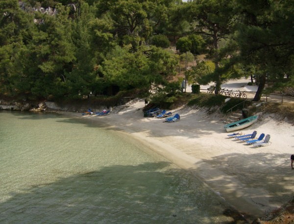 The most important places on Thasos 2